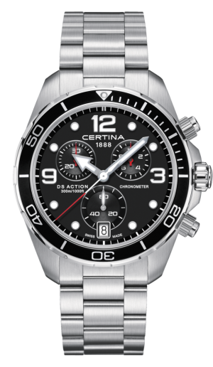 DS ACTION CHRONOGRAPH