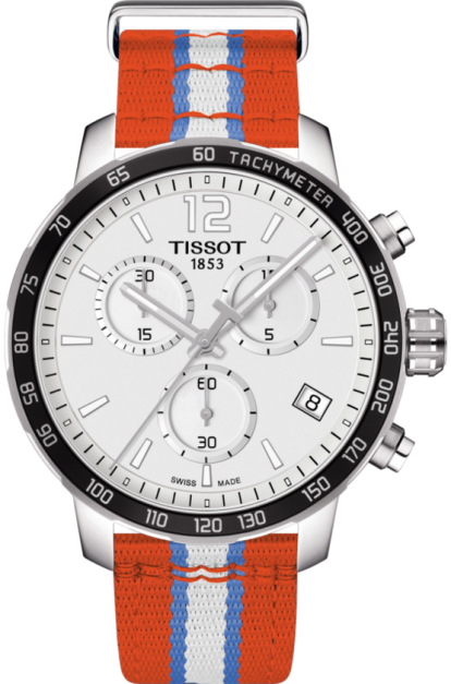 QUICKSTER CHRONOGRAPH NBA OKLAHOMA CITY THUNDER
