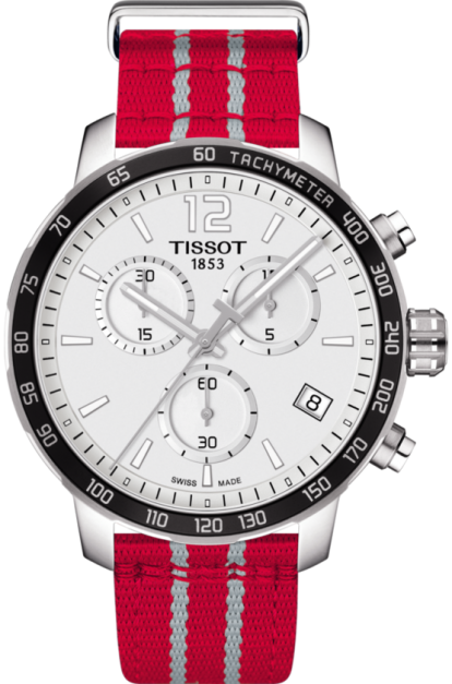 QUICKSTER CHRONOGRAPH NBA HOUSTON ROCKETS