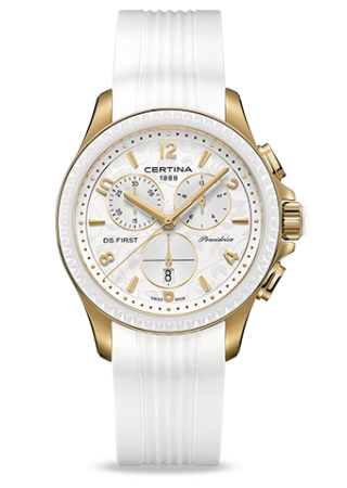 DS FIRST LADY CERAMIC - CHRONOGRAPH