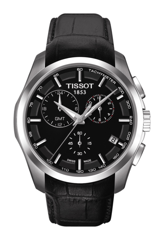 Couturier Quartz GMT