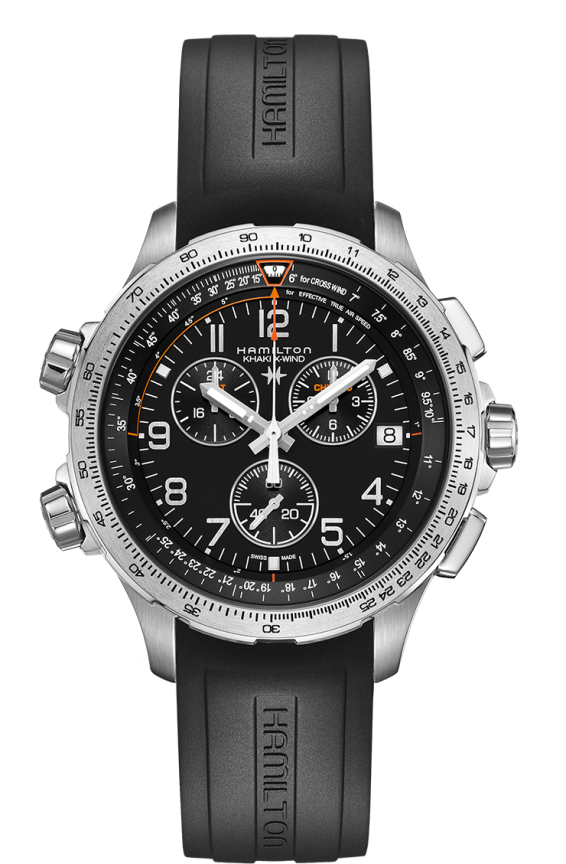 X-WIND CHRONO QUARTZ GMT